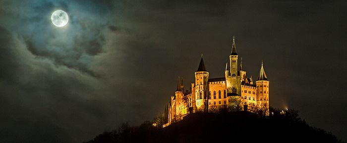 Warum Die Burg Zurzeit Nicht Richtig Leuchtet Burg Hohenzollern