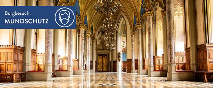 Zutritt Zur Burg Nur Mit Online Ticket Burg Hohenzollern