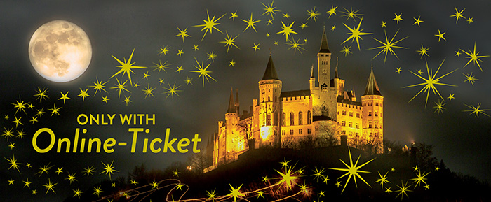 The Royal Magic Of Advent Burg Hohenzollern En