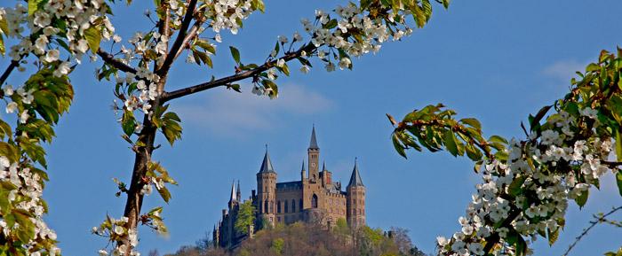 Fruhlingserwachen 2020 Burg Hohenzollern