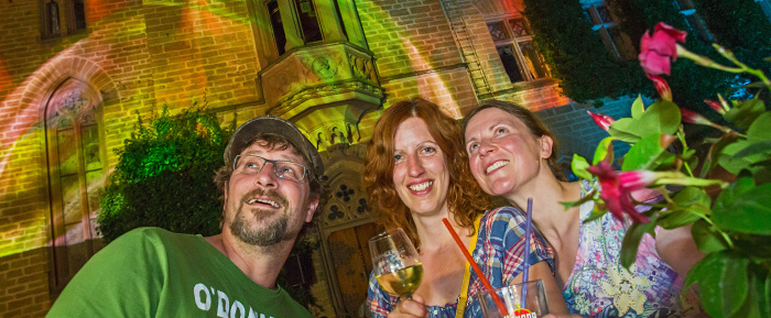 Shooting Star Nights 2019 Burg Hohenzollern En