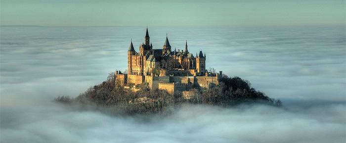 Hohenzollern Orte Burg Hohenzollern
