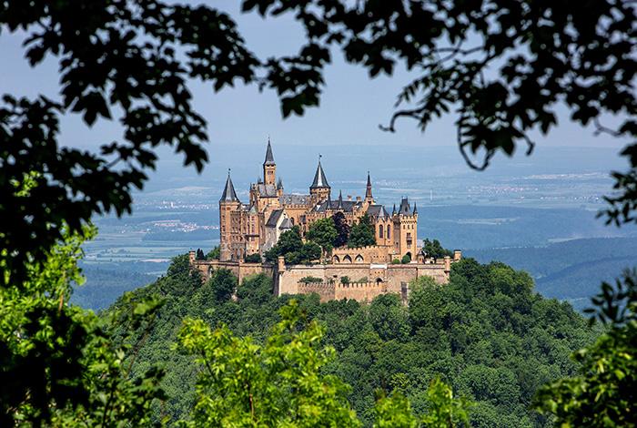 Startseite Burg Hohenzollern