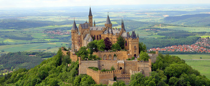 Image result for Hohenzollern Castle