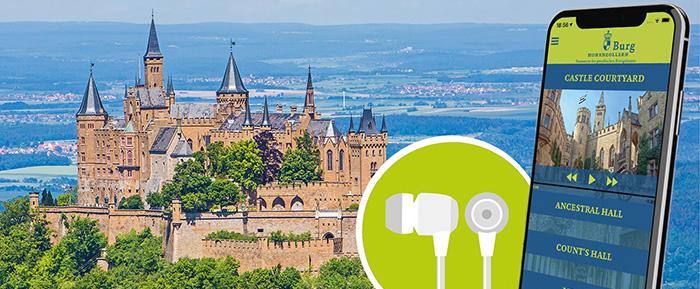 Burg App Burg Hohenzollern