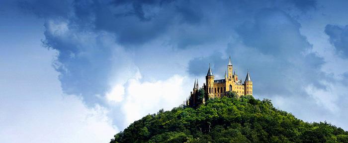 Weitere Besucher Information Burg Hohenzollern